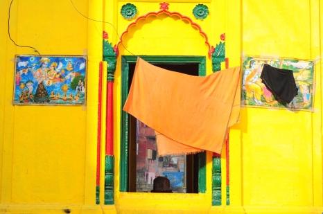 templo amarelo
